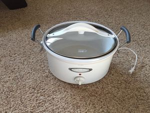 Hamilton Beach Crock Pot for Sale in Niwot, CO