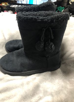 Boots girls size 3 for Sale in Stockton, CA