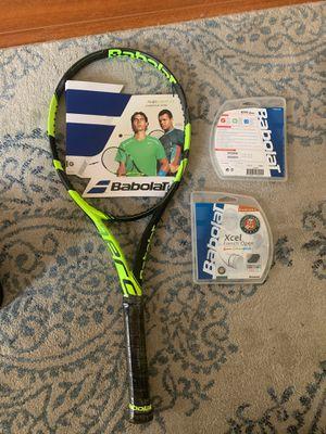Babolat Pure Aero Grip 2 Tennis Racket for Sale in Irvine, CA