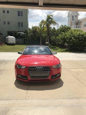 Audi s5 convertible prestige 2013 for Sale in Miami, FL