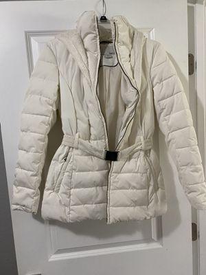 Bar III White Winter Jacket for Sale in Fullerton, CA