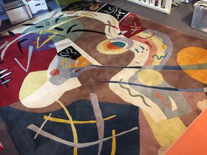 Modern Rug 8 by 11 for Sale in Moreland Hills, OH