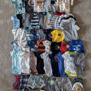 0-6 Month Boy Clothes for Sale in Montclair, CA