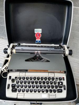 Vintage Smith Corona Electra 220 typewriter collectible antique for Sale in Reston, VA