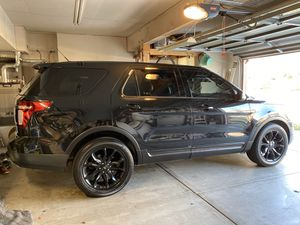 2013 Ford Explorer Limited 4wd clean title for Sale in March Air Reserve Base, CA
