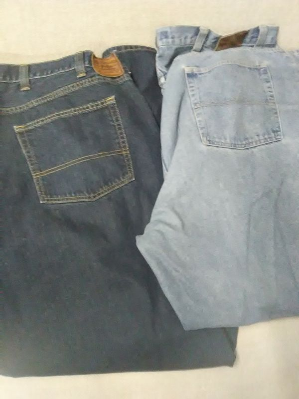 Size 50x32 big mans clothes jeans