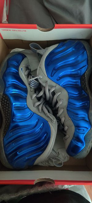 Nike foamposite for Sale in Sacramento, CA