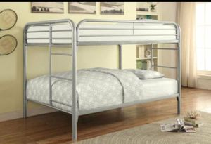 🎈Bunk bed🎈 full over full (mattress not included) for Sale in Hayward, CA