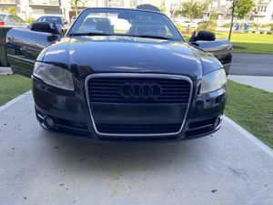 Audi A4 cabriolet 2009‼️FaceLift turbo‼️S-line sport ,Ecotec , leather bi color , trade possible ❓ for Sale in Brentwood, NC