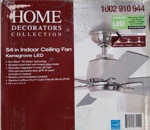 54 inch fan for Sale in Bakersfield, CA