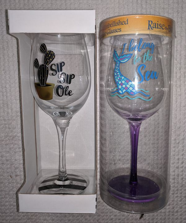 Beverage Glass Set