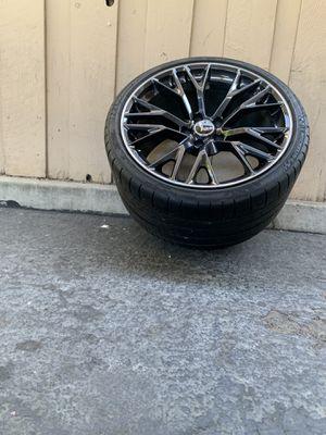 Corvette z06 rims for Sale in San Jose, CA