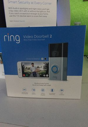 Ring Video Doorbell 2 $45 for Sale in Chula Vista, CA