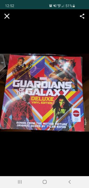 MARVELS GUARDIANS OF THE GALAXY ALBUM VINYL for Sale in Whittier, CA