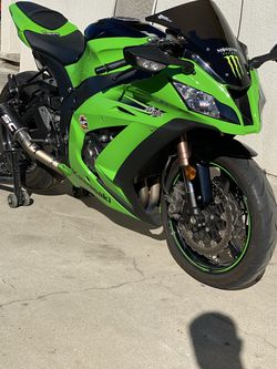 2011 Ninja ZX-10R for Sale in Burbank,  CA