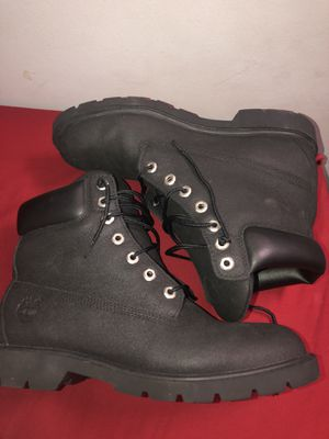 All Black Tim's size 9 for Sale in Newton, MA