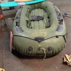Sevylor HF 360 Inflatable boat for Sale in San Bruno,  CA