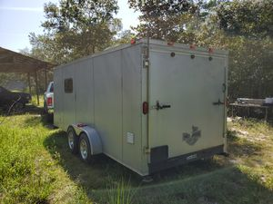 Toy hauler trailer for Sale in St. Petersburg, FL