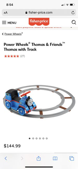 Thomas the Tank train with Track. for Sale in Somerdale, NJ
