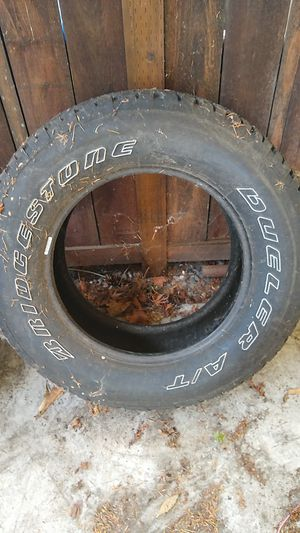 Bridgestone tire for Sale in Woodway, WA