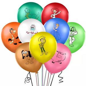 Toy Story 4 10pcs Cute Latex Balloons. for Sale in Alhambra, CA