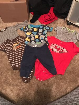 Baby Boy clothes 6-9 Months for Sale in Hampton, VA