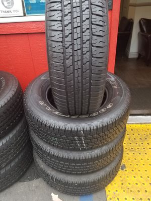 Set of Michelin 275/65/18 for Sale in Buena Park, CA