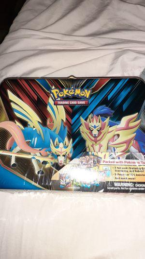 Pokemon Card Treasure Tin for Sale in Dover, NH