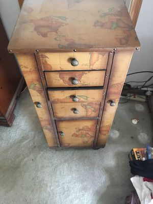 Large jewelry cabinet for Sale in Valley Center, KS