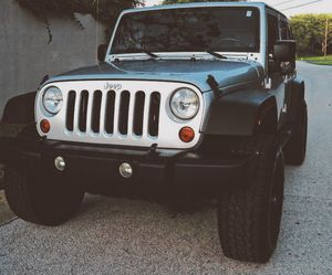 ONE OWNER * RUNS GREAT - LOW MILEAGE JEEP WRANGLER*2007* for Sale in Greensboro, NC