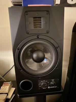 Adam A7 Studio Monitors for Sale in Seattle, WA