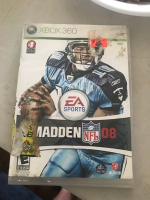 Xbox 360 game for Sale in Fresno, CA