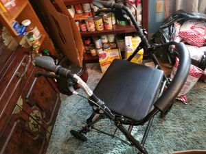 A walker/push chair for Sale in Peoria, IL