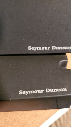 Seymour Duncan Blackout bass pickups. for Sale in Fremont, CA