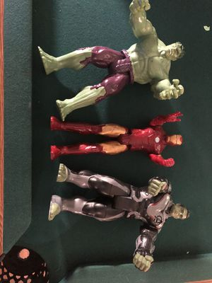 Marvel Action Figure Collectables! for Sale in Manteca, CA
