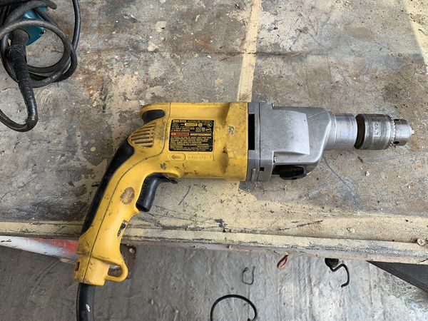 DEWALT HAMMER DRILL HEAVY DUTY come over & test it out