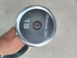 Reebok weight 15lb for Sale in Orange, CA