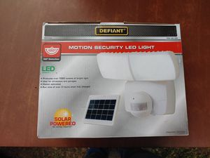 Motion security led light for Sale in Stockton, CA