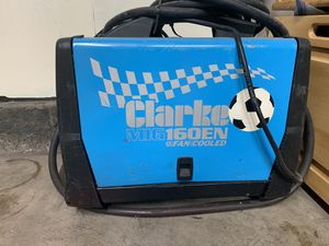 Clarke MIG welder 160EN for Sale in San Diego, CA