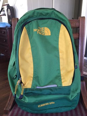 The Northface Limited Edition Kilimanjaro Backpack for Sale in Weston, CT