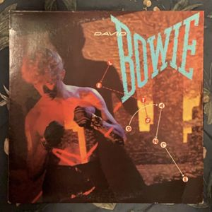 Let's Dance By David Bowie Vinyl Record for Sale in Evansville, IN