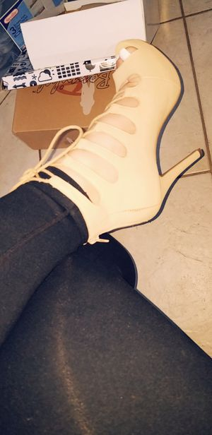 Lace Up Heels for Sale in Anaheim, CA