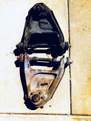 Chevy C10 1/2 Ton upper A Arms ($50) for Sale in Sanger, CA