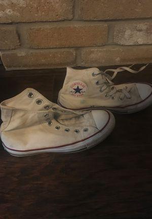 Converse high tops size 7 women's for Sale in Cedar Park, TX