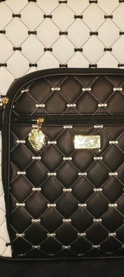 Betsey Johnson Backpack Black And Ivory for Sale in Paramount,  CA
