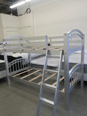 Brand new in Box TWIN size Bunk Bed Frame new for Sale in El Cajon, CA