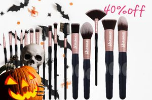 16pcs full set professional makeup brushes with organizer bag. high quality brushes from LA Makeup. on sale trough October 31 for Sale in Los Angeles, CA