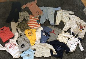 Ropa para bebé (Niño) for Sale in Poinciana, FL