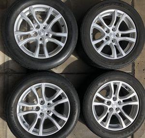 2010-2020 Camaro rims 18 inch for Sale in Riverton, UT