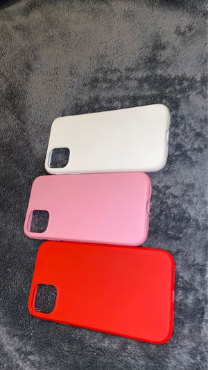Silicone iPhone 11 Case for Sale in Sanford, FL
